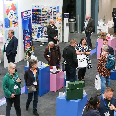 The stationery community reunites at London Stationery Show