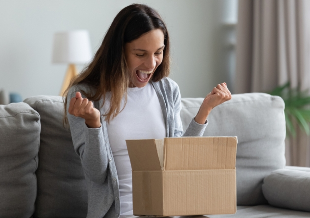 The online delivery experience: consumers have their say.