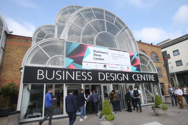 Frontage of Business Design Centre