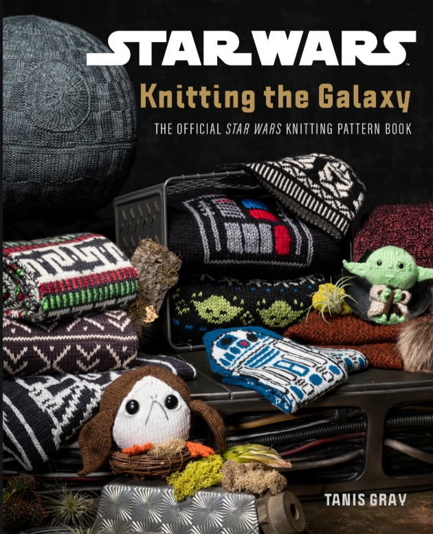Make dozens of cosy creations inspired by Star Wars