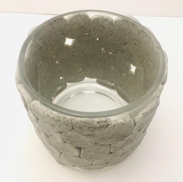 Create a Premo Sculpey® textured vase