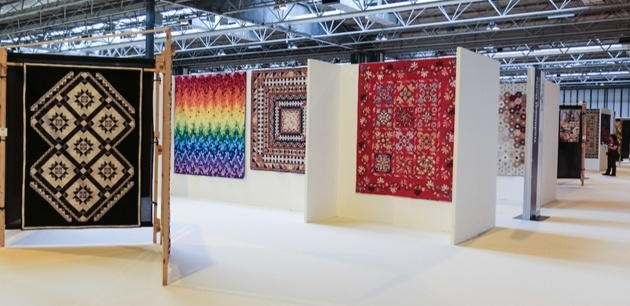 Ticket lines set to open in May for The Festival of Quilts