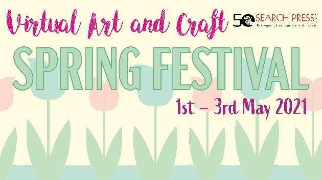 Search Press announces Spring Festival