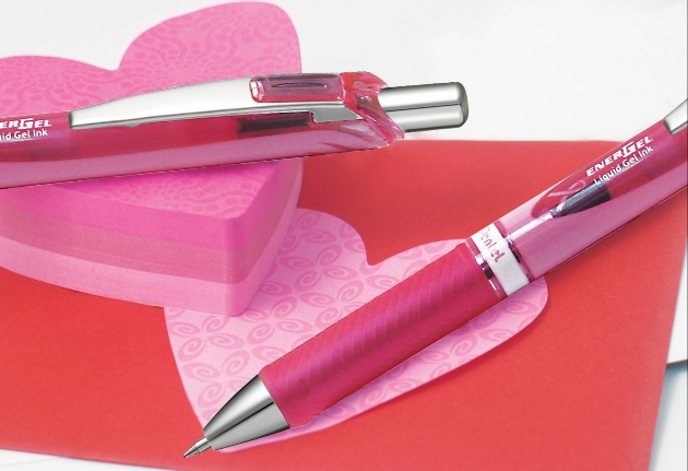 The Pentel partnership has raised an amazing £1.5 million for Breast Cancer