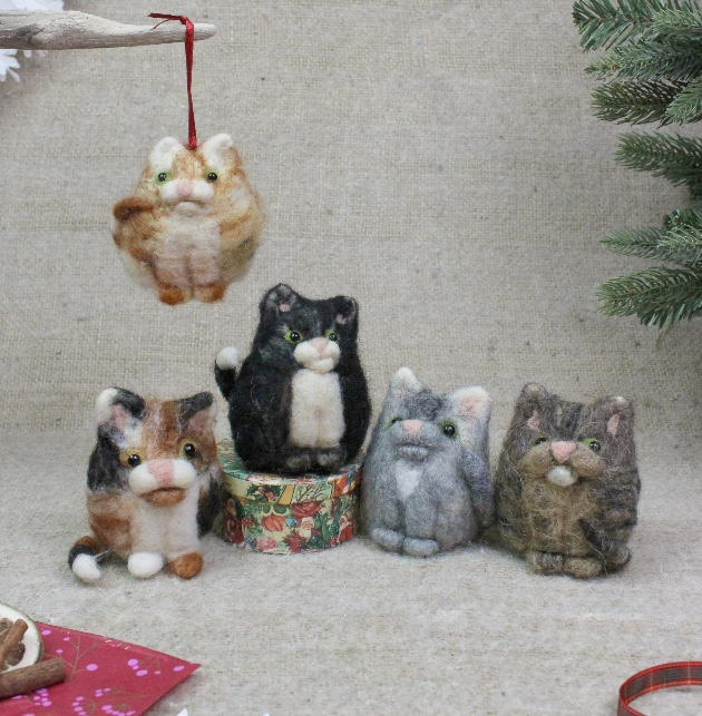 Get crafty with Cats Protection