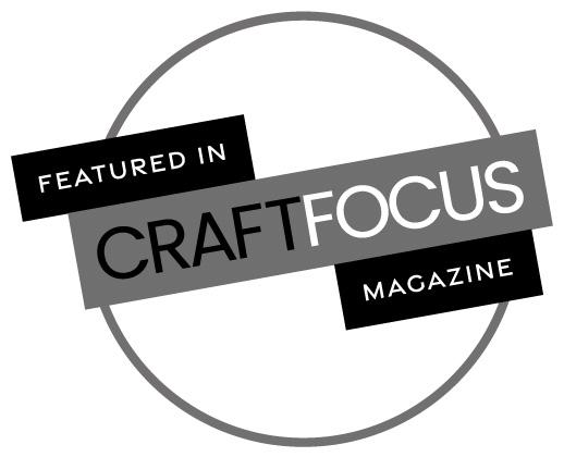 Featured in Craft Focus magazine